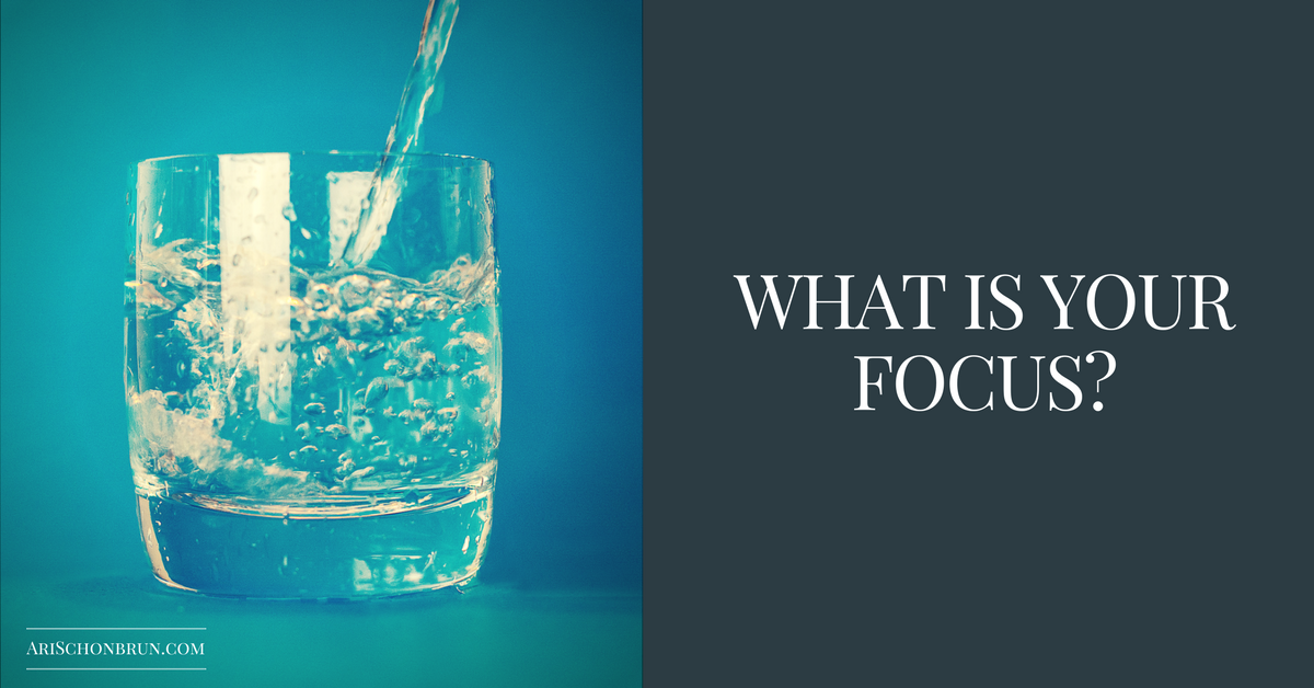 What Is Your Focus?