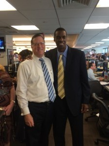 With Doc Gooden