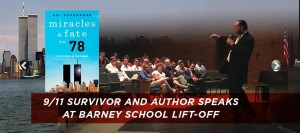 Ari Schonbrun Speaking at Barney School