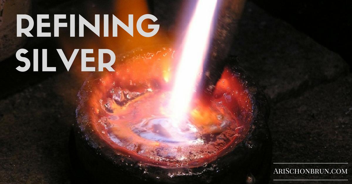 Refining Silver